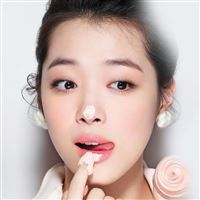 Sulli FX Kpop Girl Cute Candy iPad wallpaper