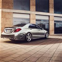 Mercedes Benz S Klasse W222 Lorinser iPad wallpaper