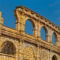 Colosseum rome italy architecture iPad wallpaper