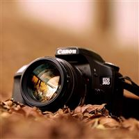 Canon Eos 30D iPad wallpaper