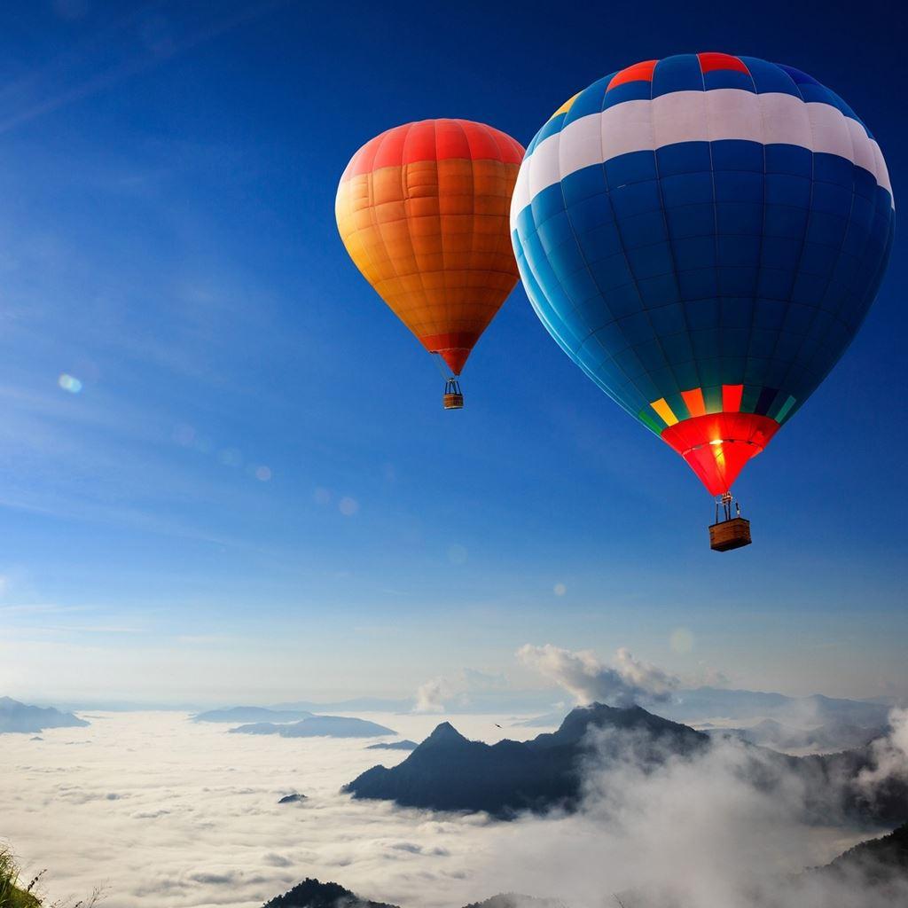 R Wallpaper Download: Hot Air Balloons IPad Wallpaper Download