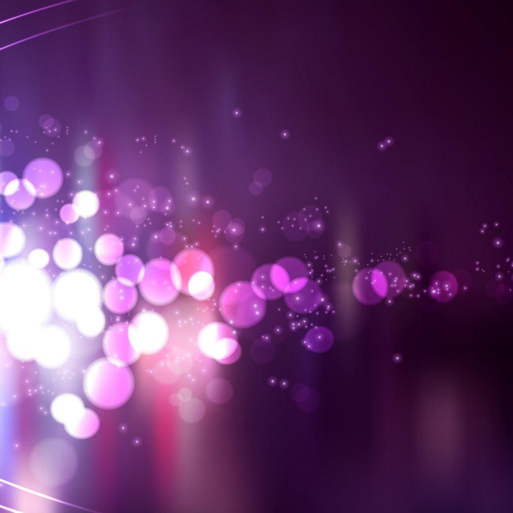Purple Lights Ipad Wallpapers Free