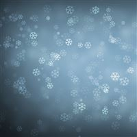 Snowflakes Background iPad wallpaper