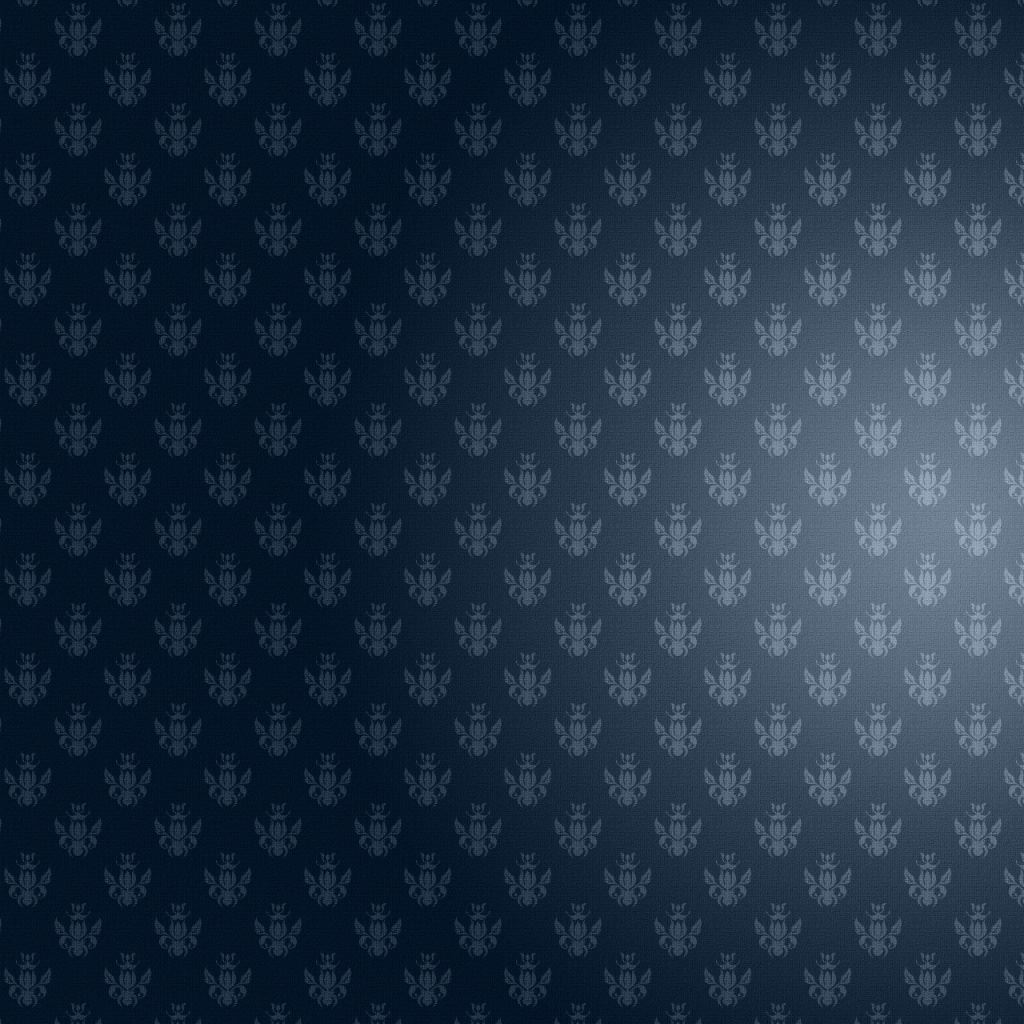 Fancy Damask Background iPad Wallpapers Free Download