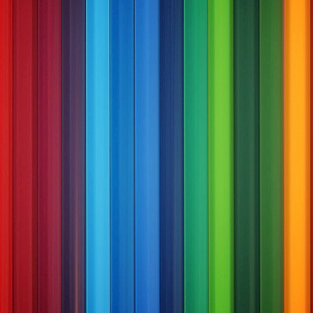 Colorful Iphone Wallpaper: Colorful Pencils IPad Wallpaper Download