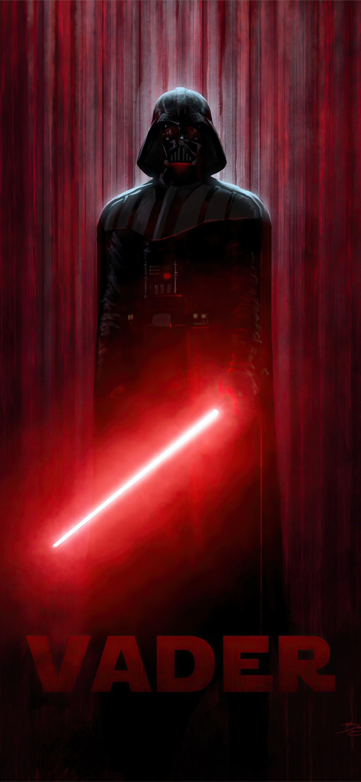 Darth Vader 4k Art Iphone 11 Wallpapers Free Download