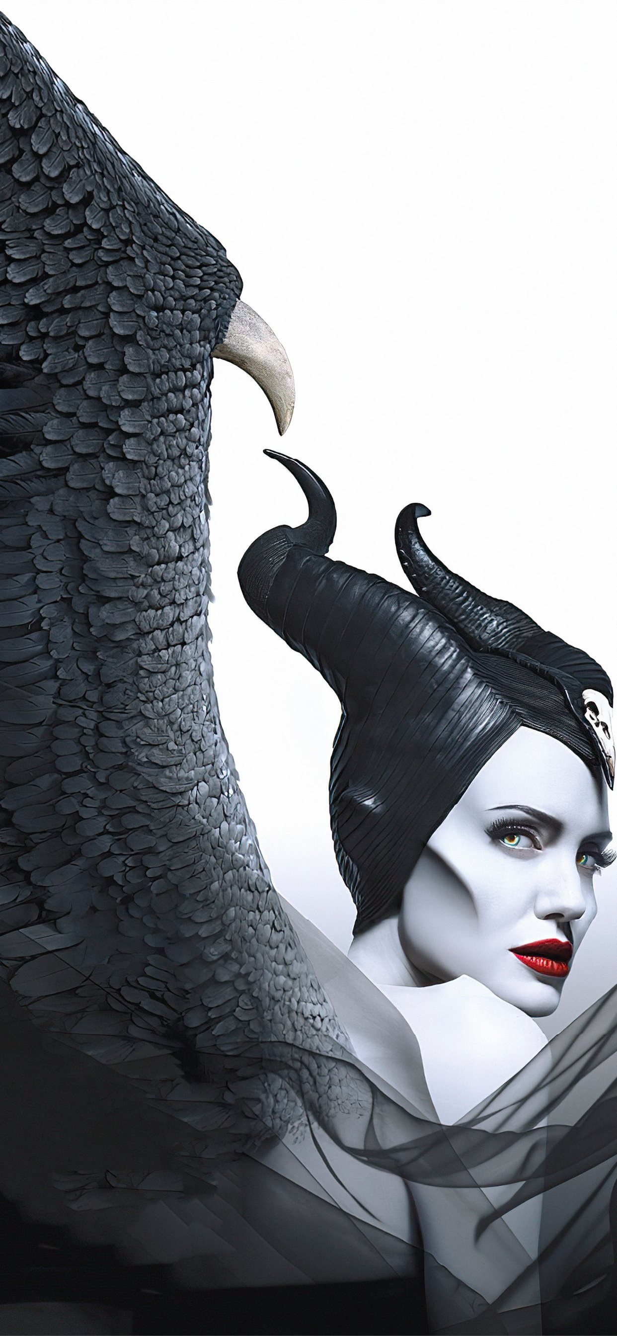 Maleficent Mistress Of Evil 2019 New Poster Iphone 11 Wallpapers Free Download