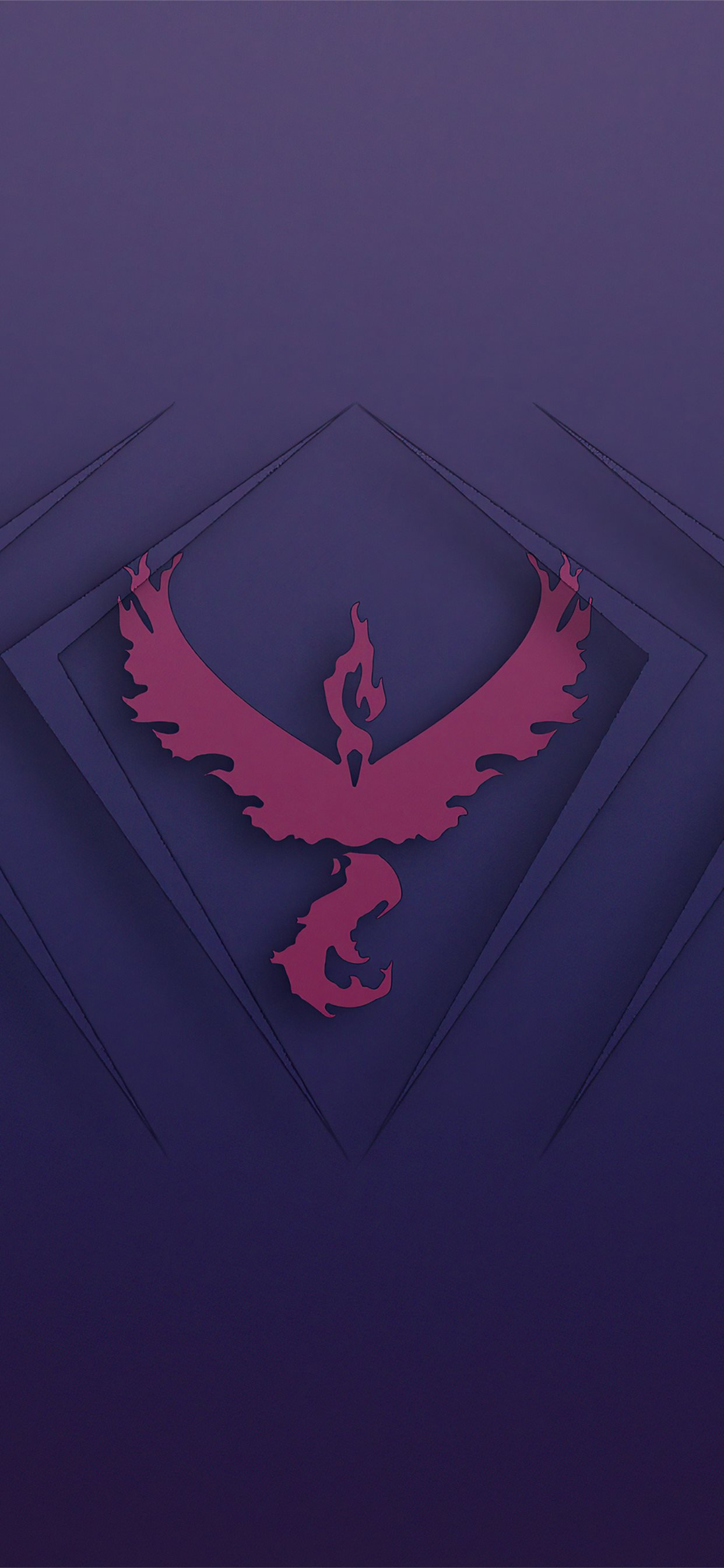 Phoenix Pokemon Logo 4k Iphone 11 Wallpapers Free Download
