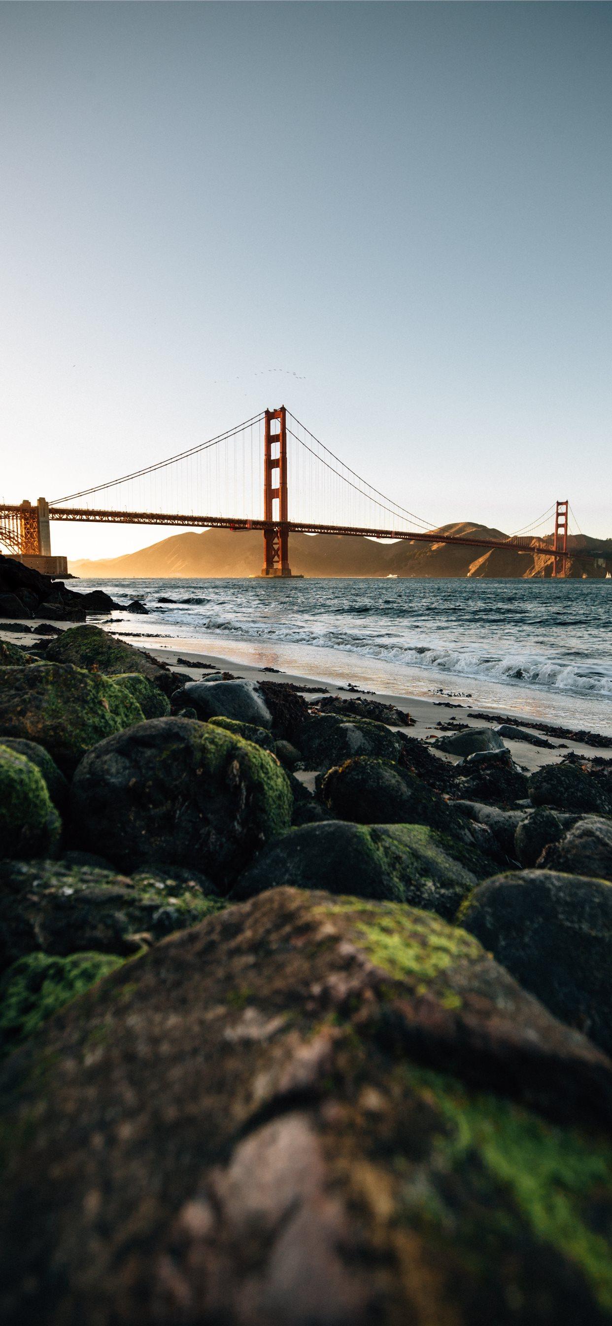 Golden Gate Bridge San Francisco At Daytime Iphone 11 Wallpapers Free Download