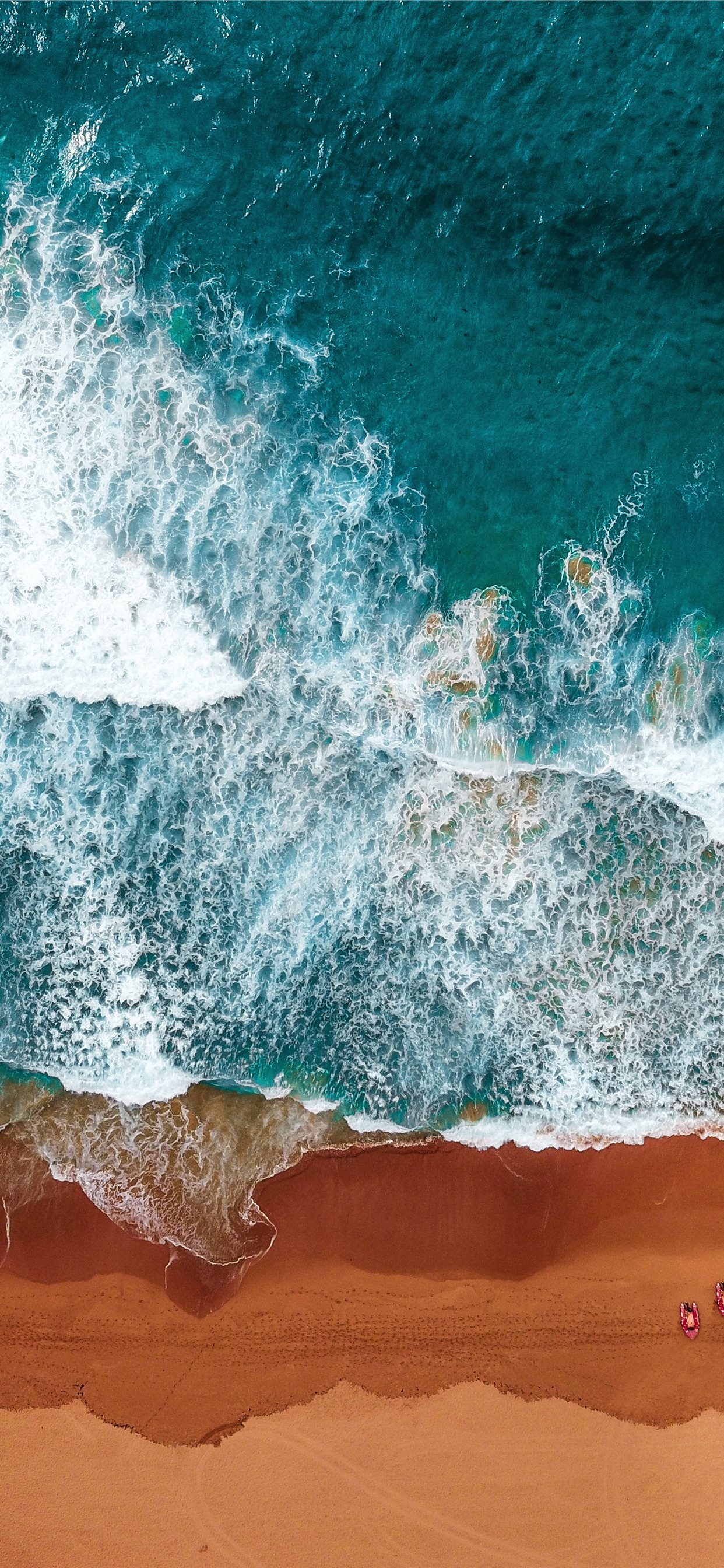 Aerial Photography Of Beach Iphone 11 Wallpapers Free Download