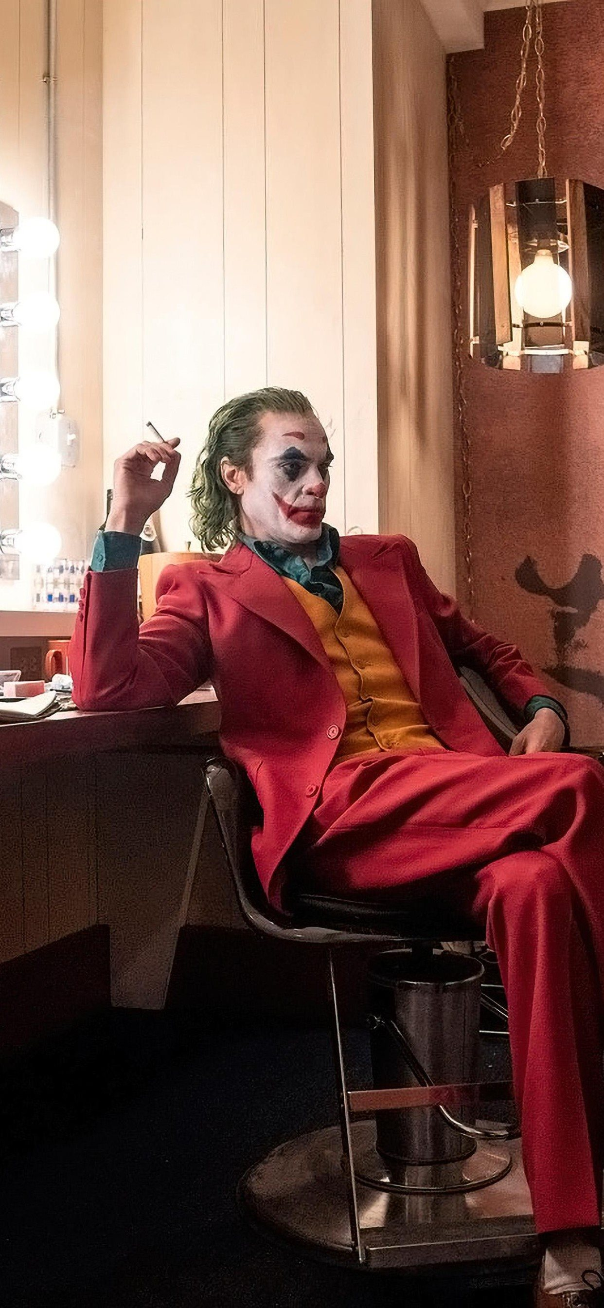 Joker Put On A Happy Face Iphone 11 Wallpapers Free Download