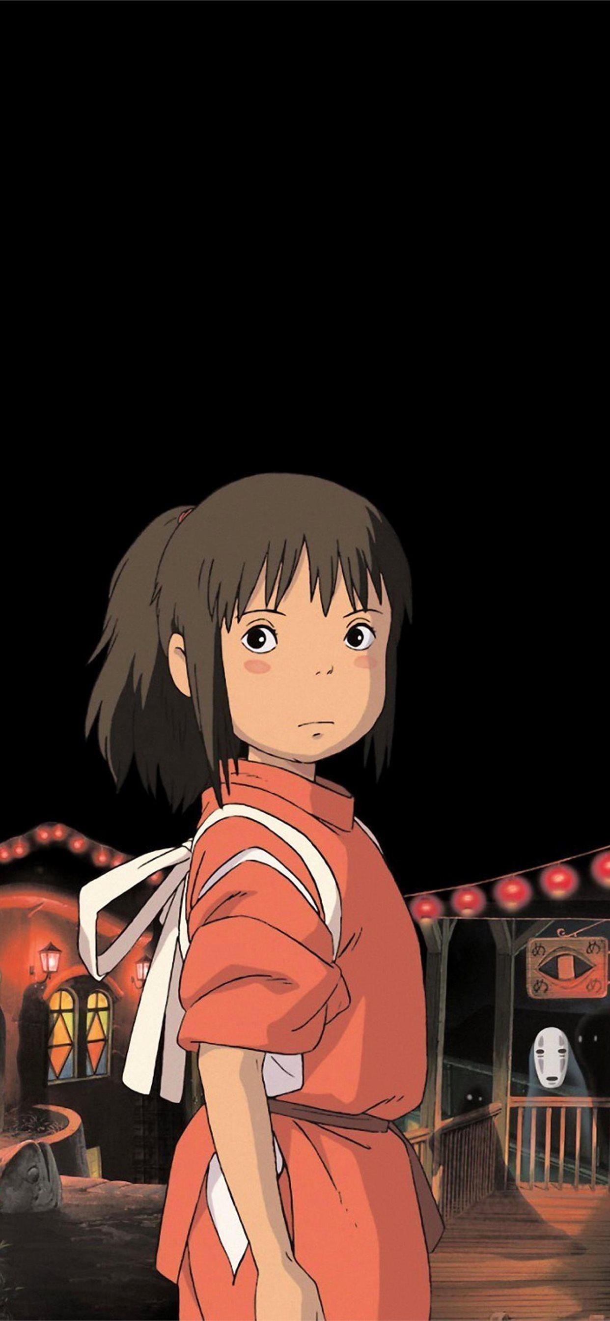 Spirited Away Phone New Studio Ghibli Iphone 11 Wallpapers Free Download