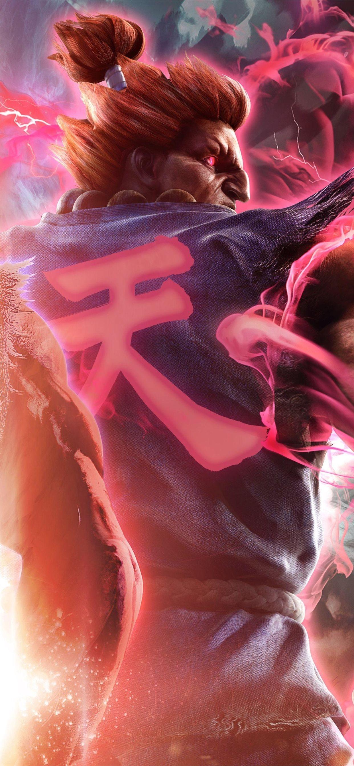 Tekken 7 5k Iphone 11 Wallpapers Free Download