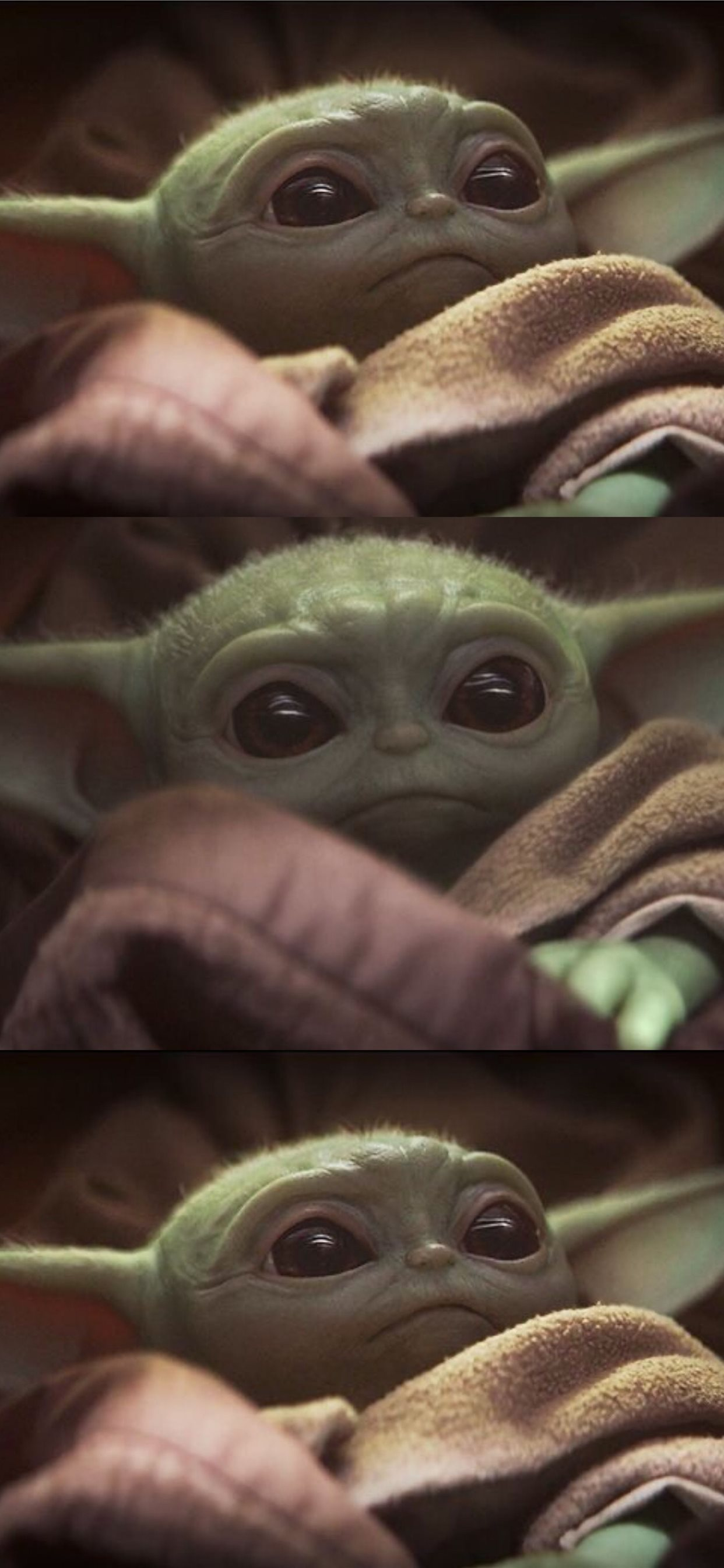 Cute Baby Yoda Mandalorian 4k Star Wars Disney Iphone X Wallpapers Free Download