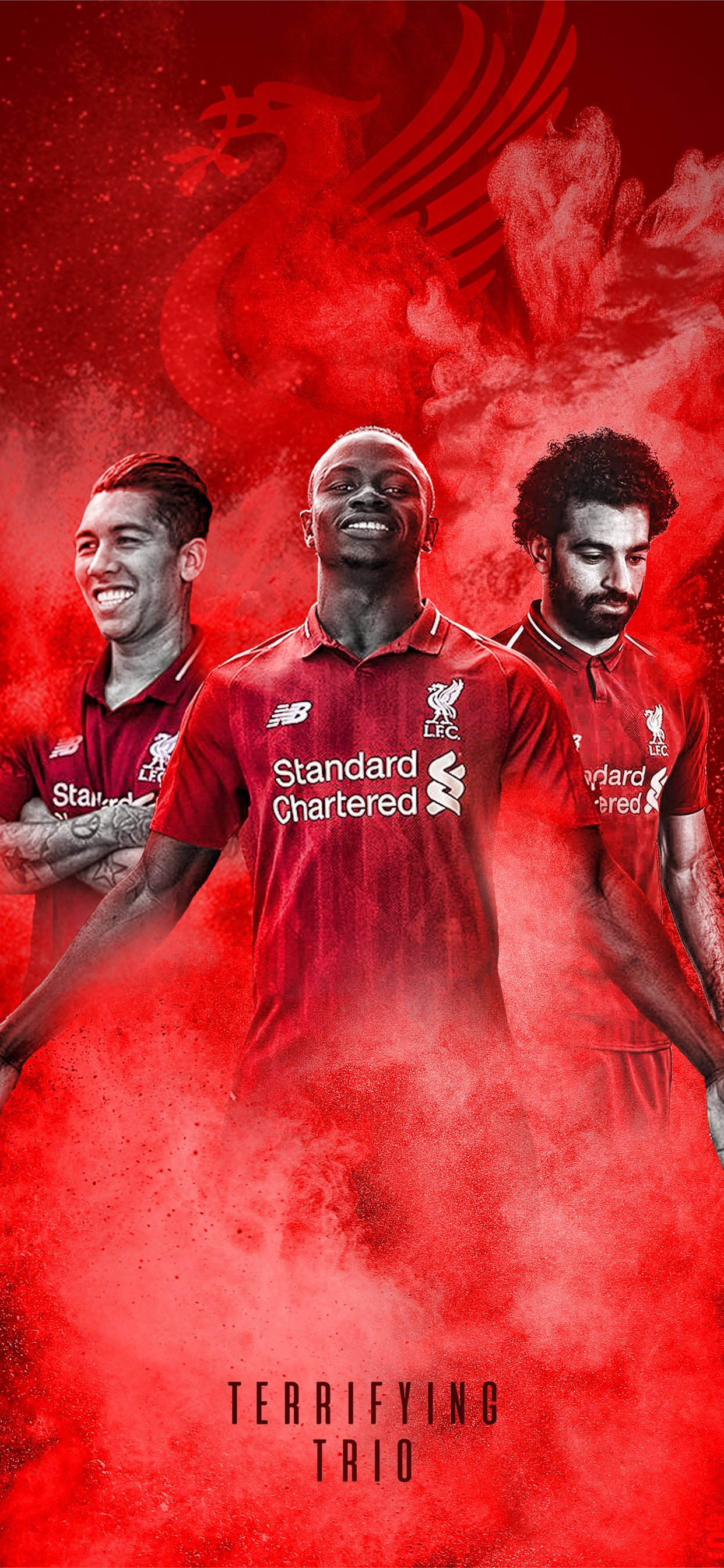 Liverpool 2018 Iphone X Wallpapers Free Download