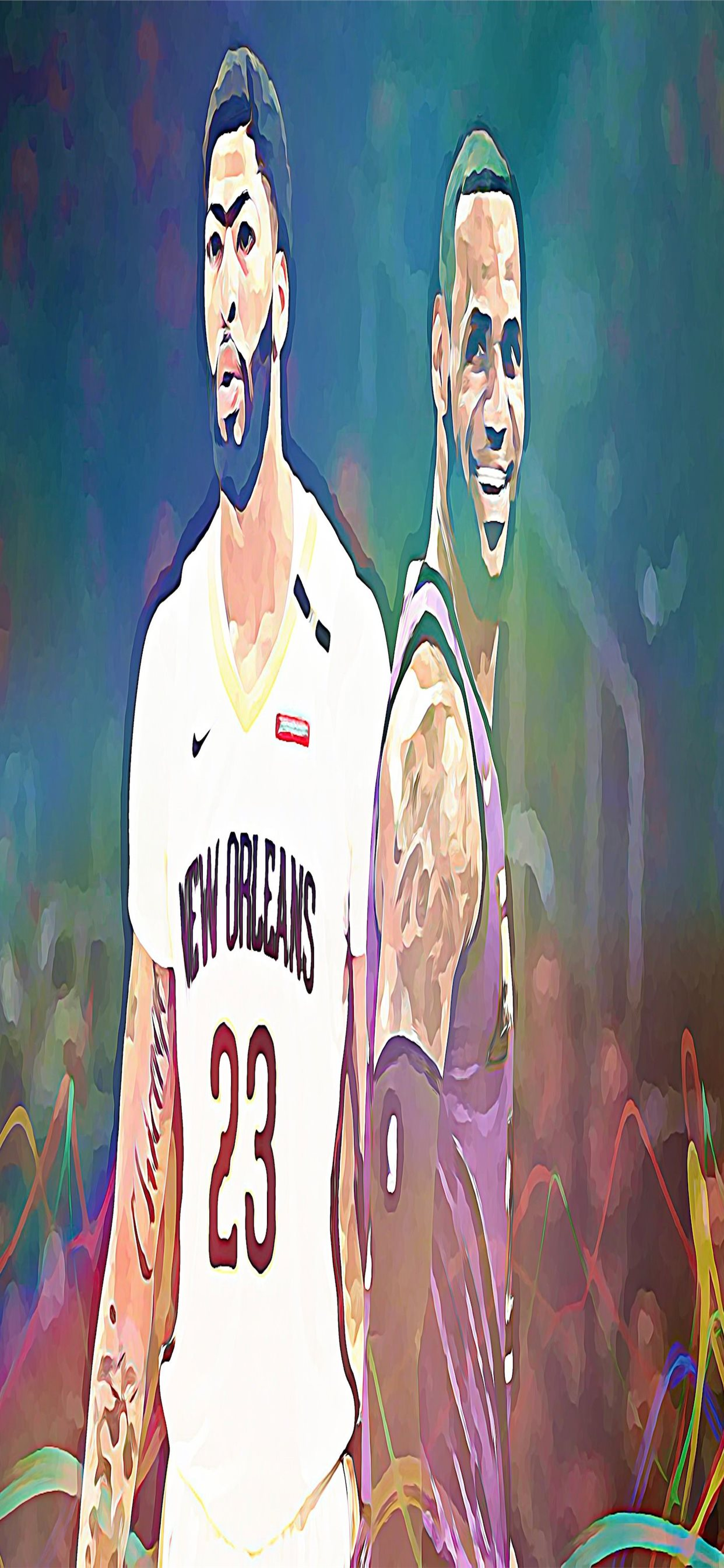 View|21+ Anthony Davis Wallpaper Images - Sports Official