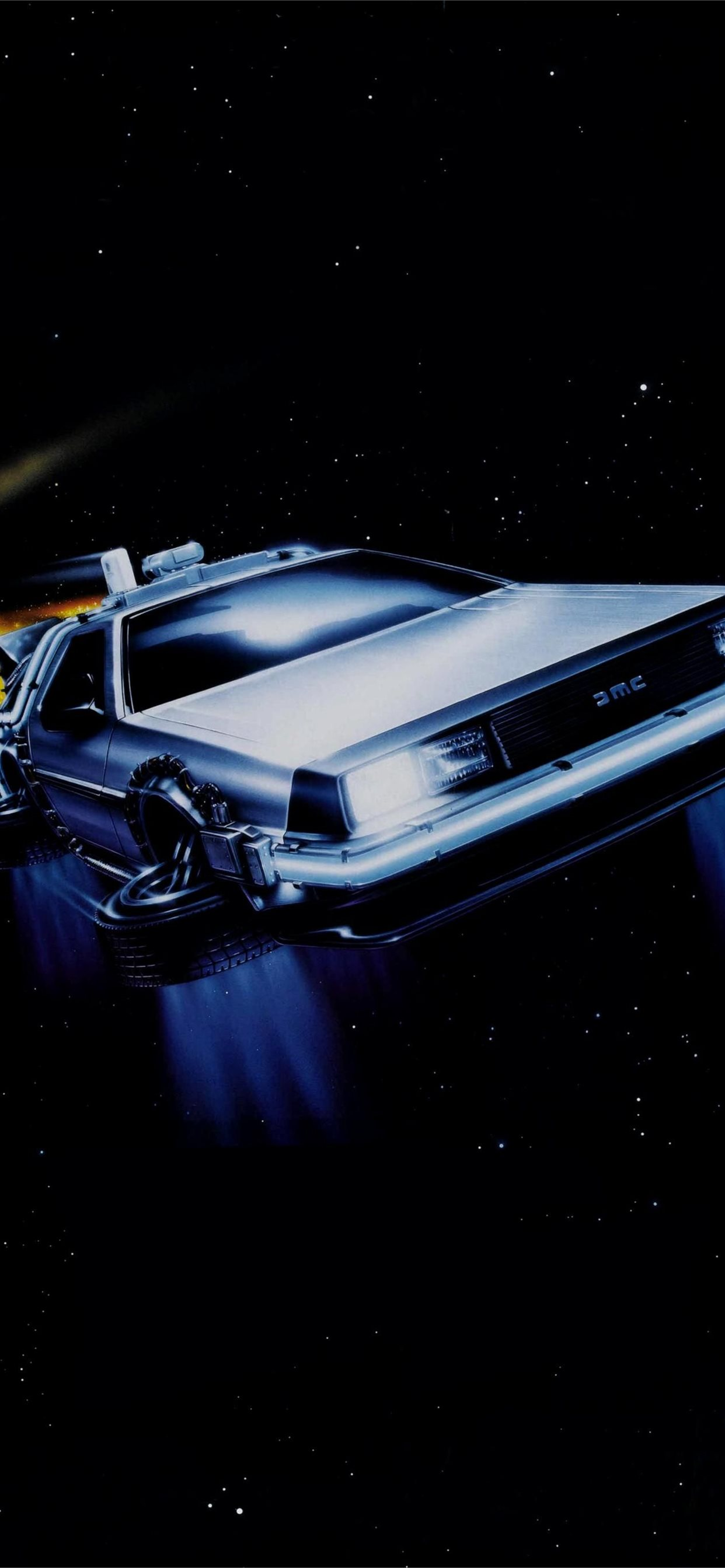 Back To The Future Part Ii Phone In 2020 Iphone 11 Wallpapers Free