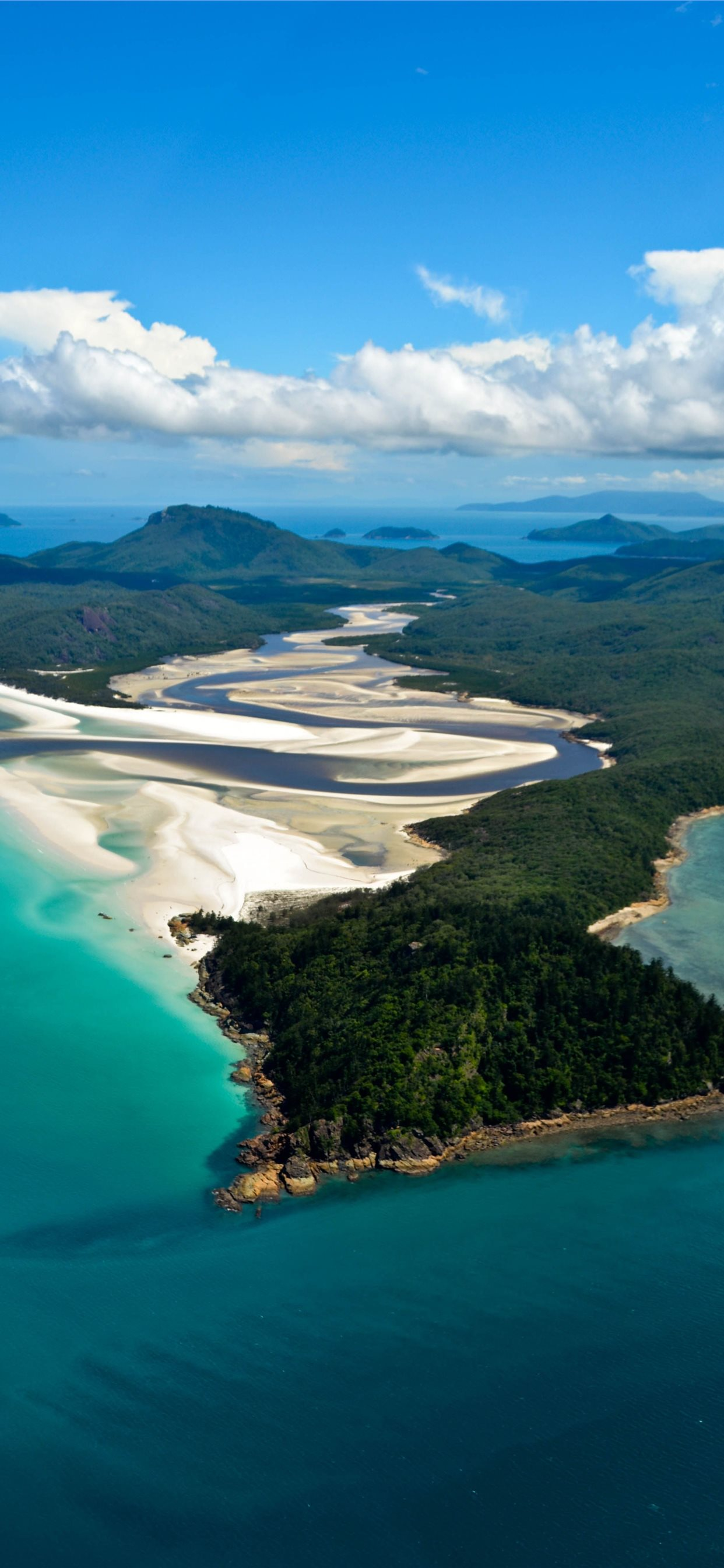 Whitehaven Beach Iphone 11 Wallpapers Free Download