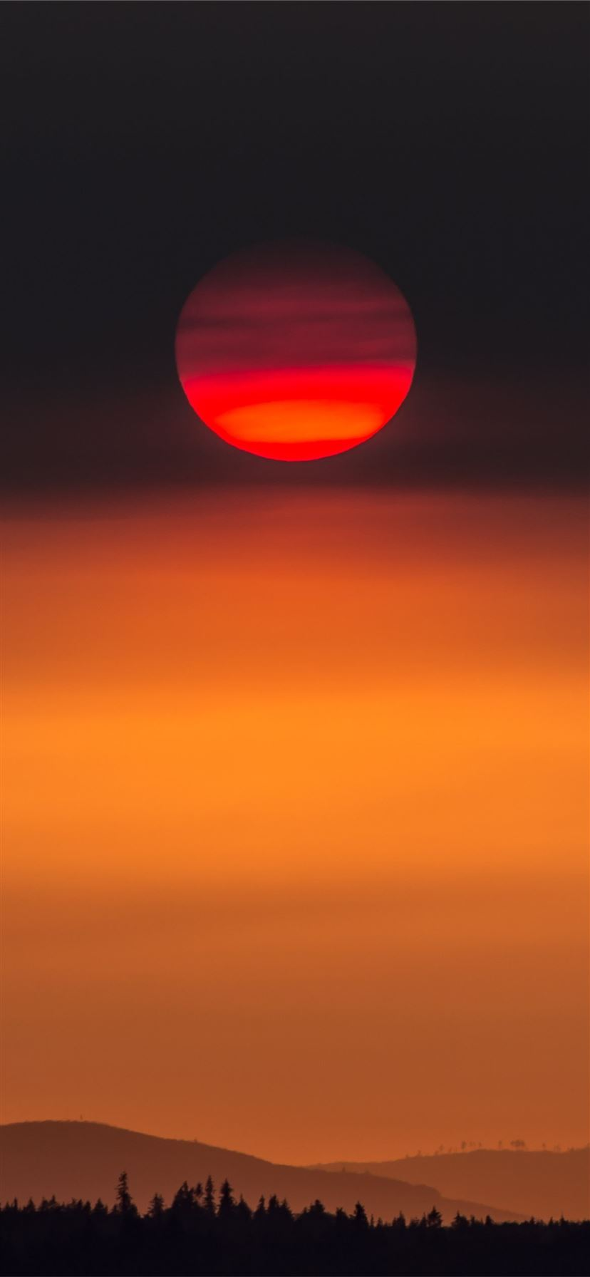 gorgeous sunset 4k iPhone 11 Wallpapers Free Download