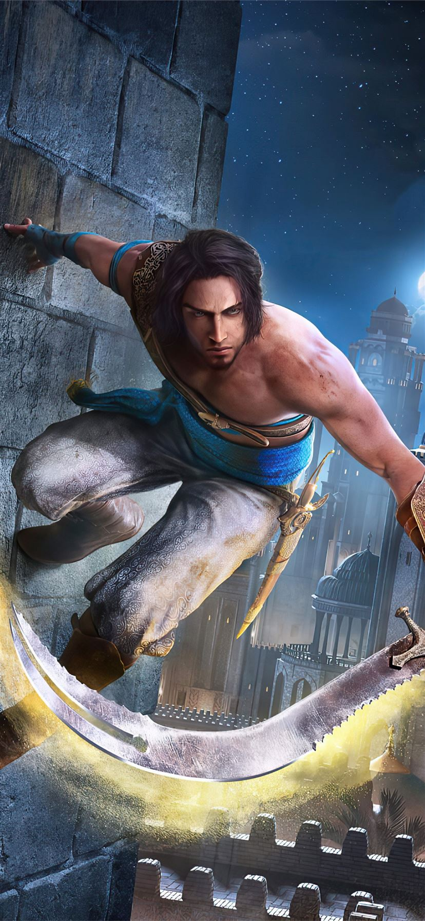 prince of persia the sands of time remake 2021 iPhone 11 wallpaper
