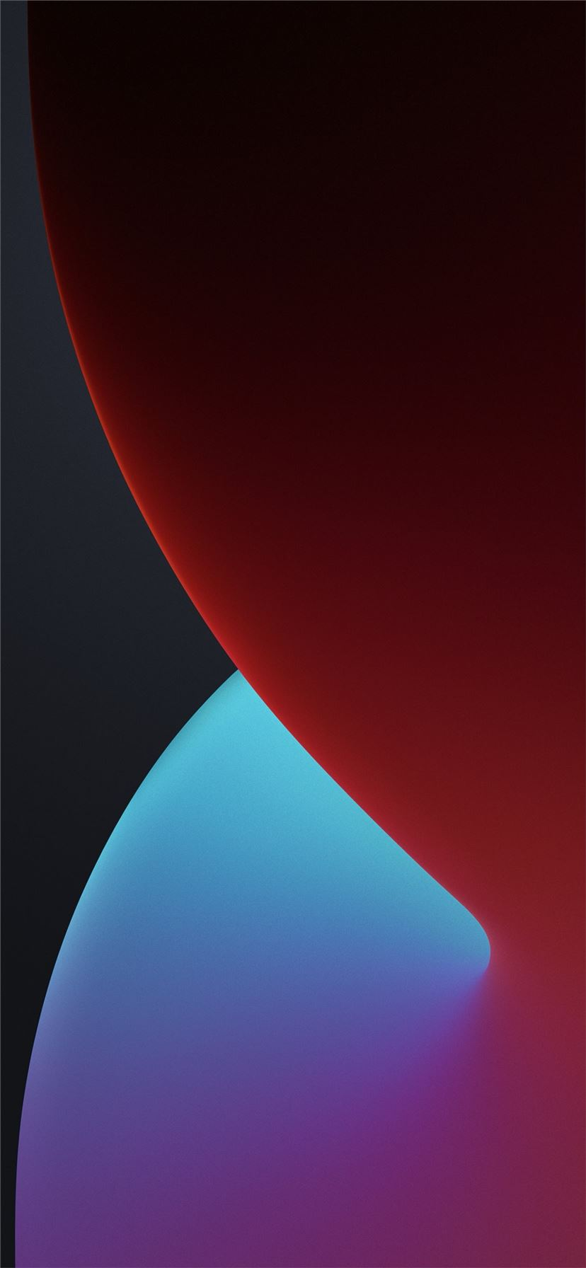 Ios 14 Stock Wallpaper Warm Dark Iphone 11 Wallpapers Free Download