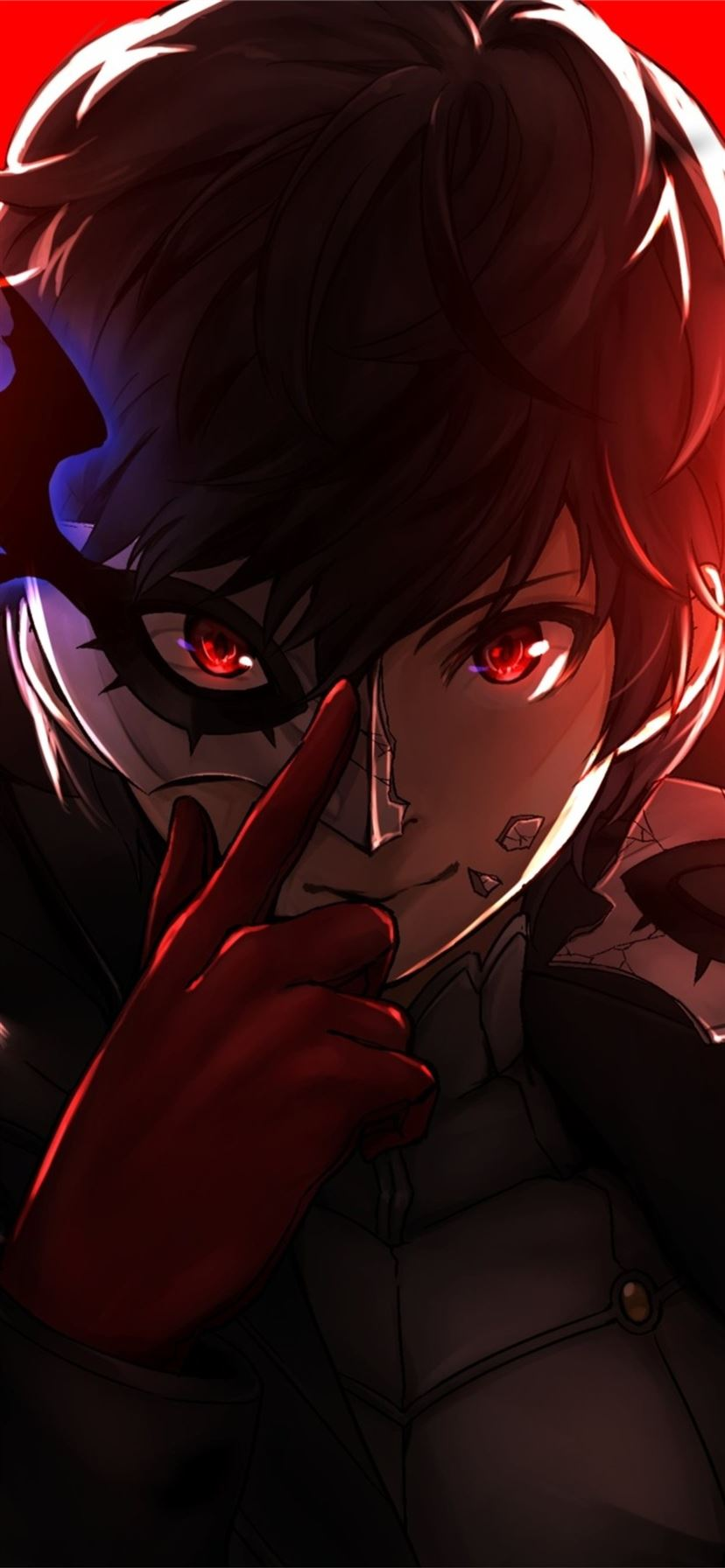 Protagoinst Persona 5 4k Iphone 11 Wallpapers Free Download