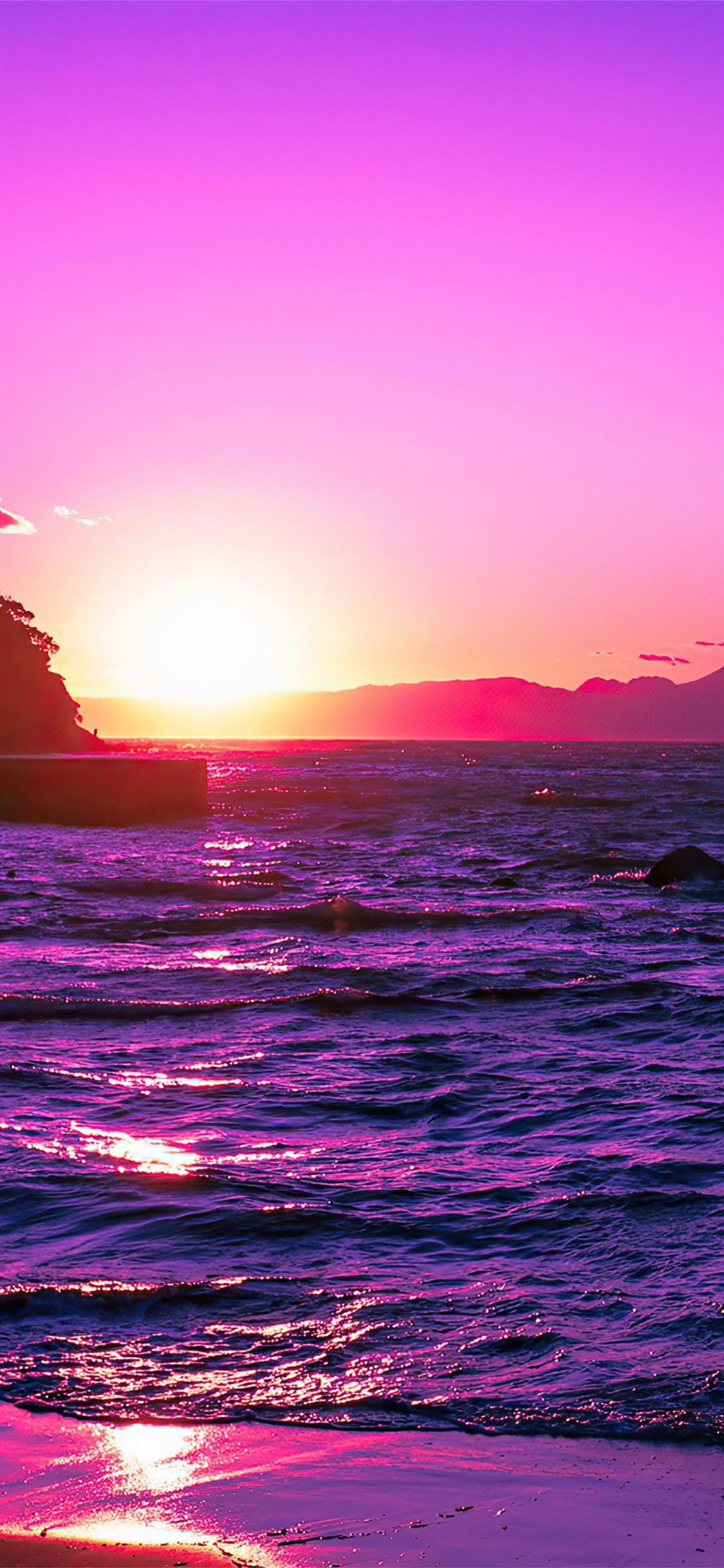 Beautiful Evening Purple Sunset 4k Iphone 11 Wallpapers Free Download See more ideas about purple wallpaper, purple aesthetic, pastel aesthetic. beautiful evening purple sunset 4k
