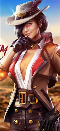 garena free fire clu 4k iPhone 11 wallpaper
