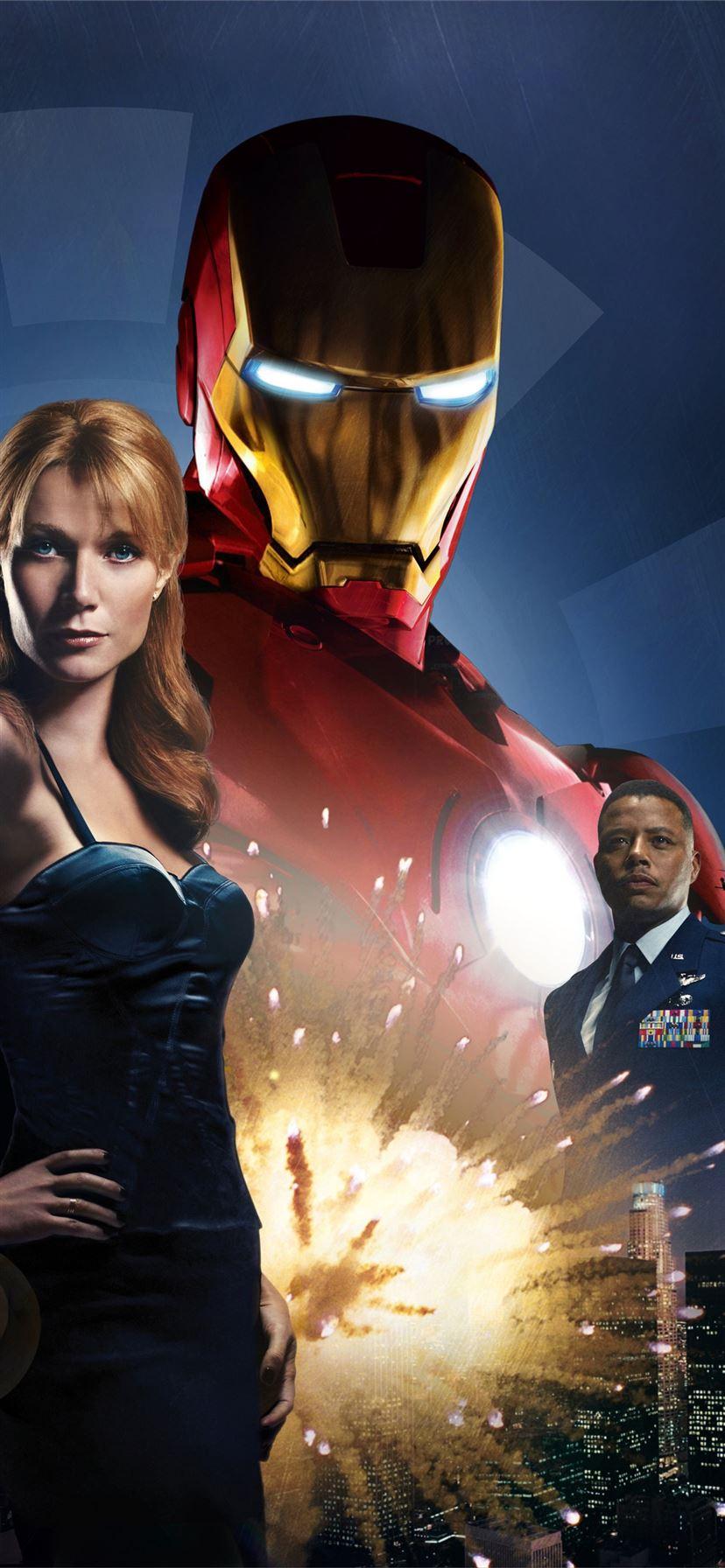 Iron Man 2008 Iphone 11 Wallpapers Free Download