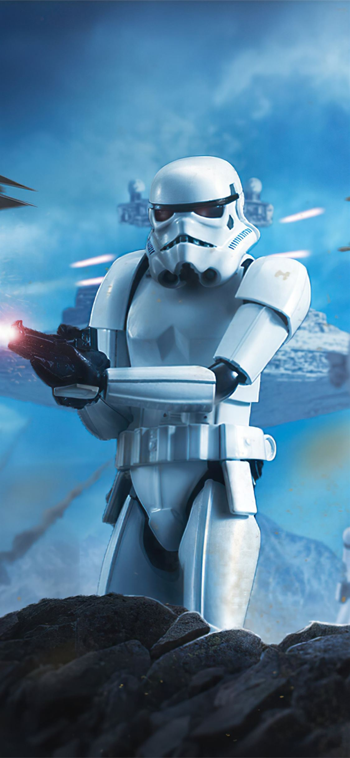 Star Wars Battle Of Hoth Iphone 11 Wallpapers Free Download