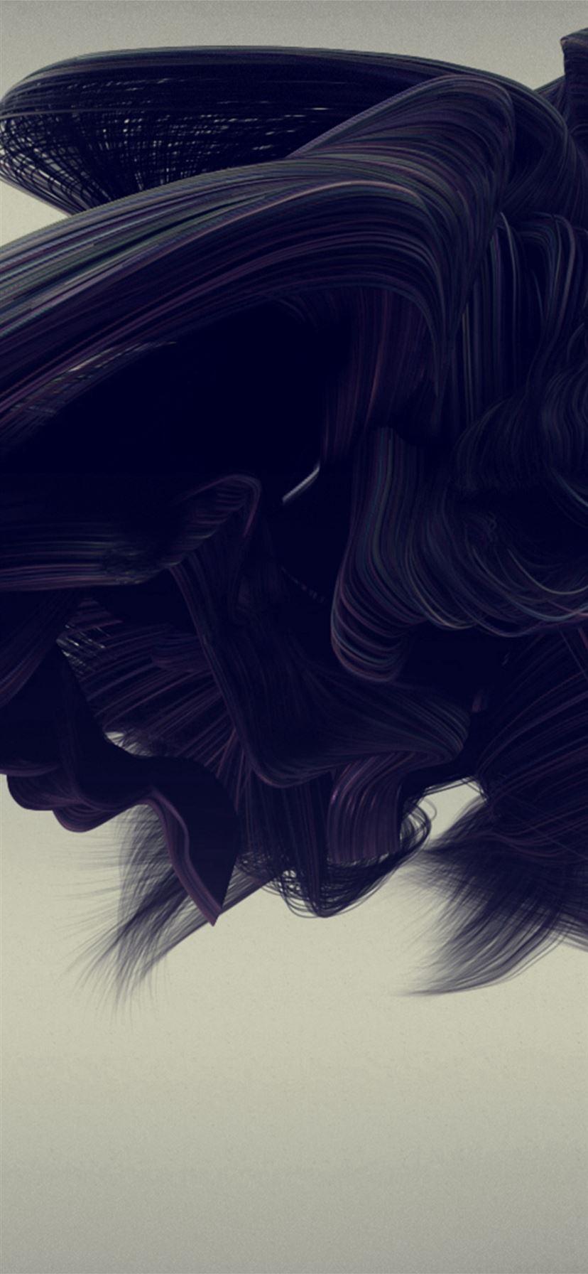 Pattern Digital Abstract Illustration Art iPhone 11 ...