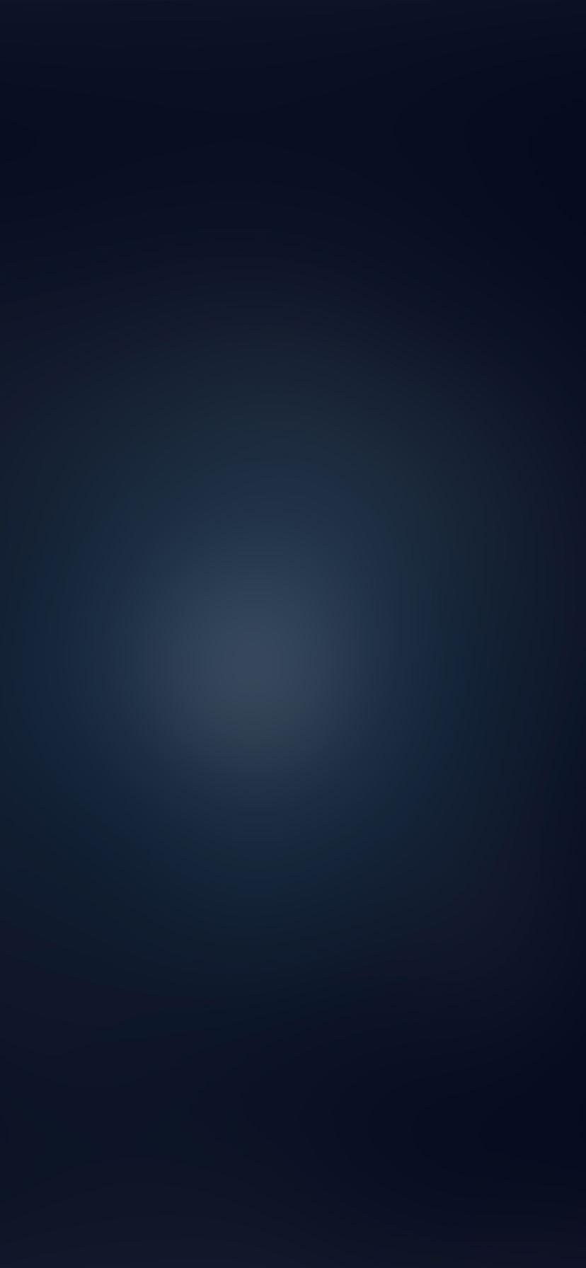 Dark Blue Night Gradation Blur Iphone 11 Wallpapers Free Download