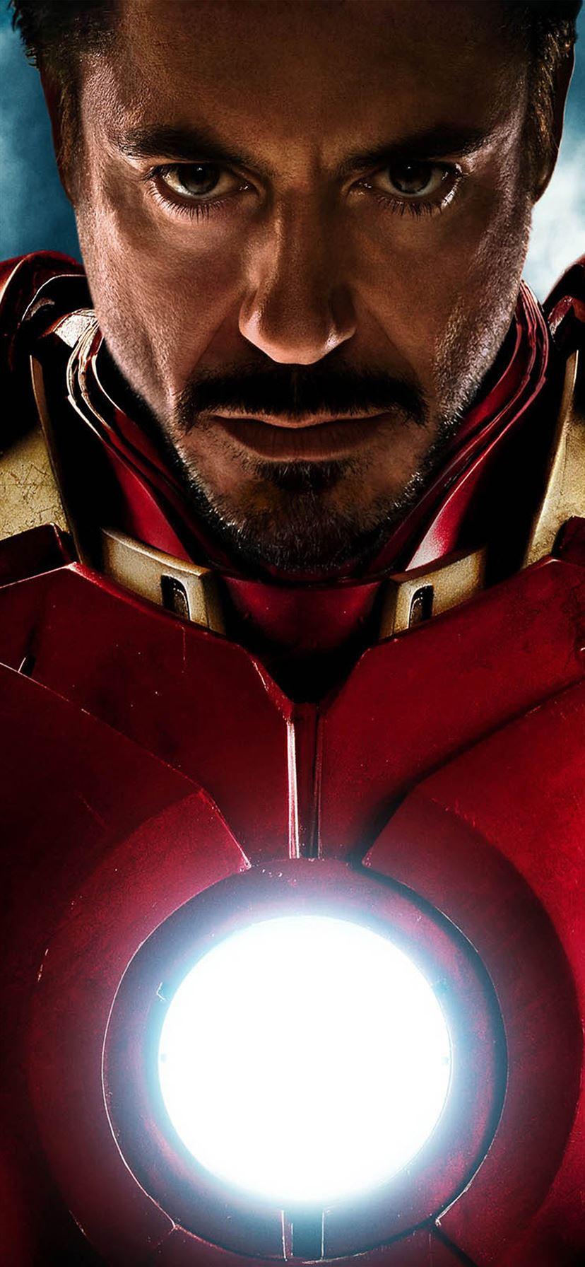 Ironman Angry Hero Superhero Red Avengers Iphone 11