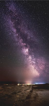 Milky Way iphone 11 wallpaper ilikewallpaper com 200