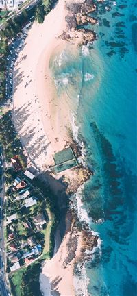 135 Lawrence Hargrave Dr  Austinmer  Australia iPhone 11 wallpaper