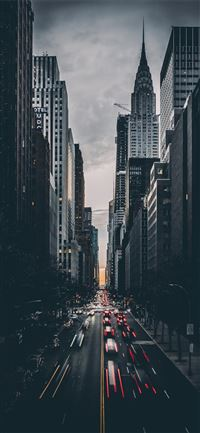 Tudor City  New York  United States iPhone 11 wallpaper
