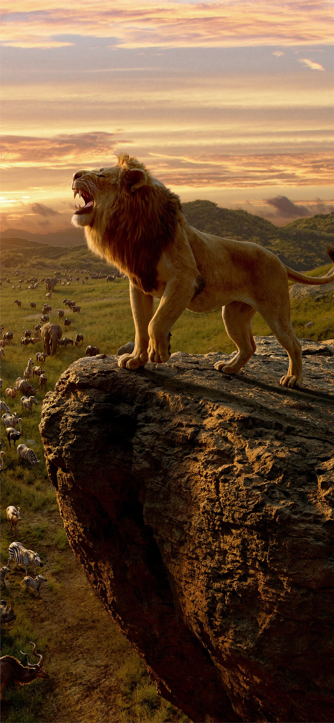 The Lion King Movie 10k Iphone 11 Wallpapers Free Download