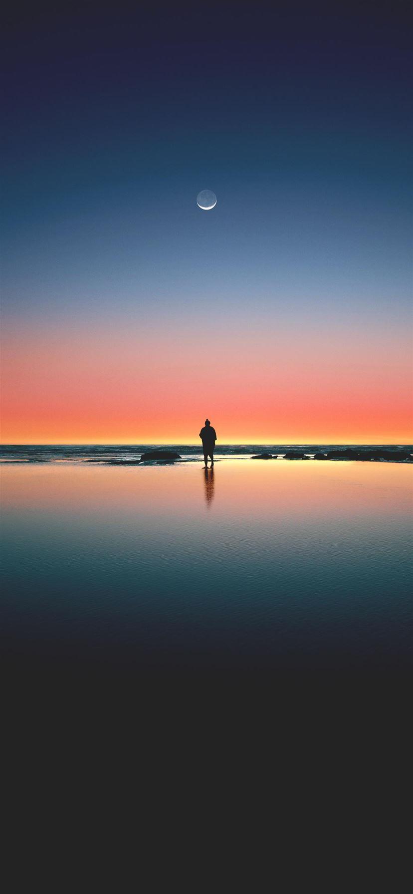 Best Sunset Iphone 11 Wallpapers Hd Ilikewallpaper