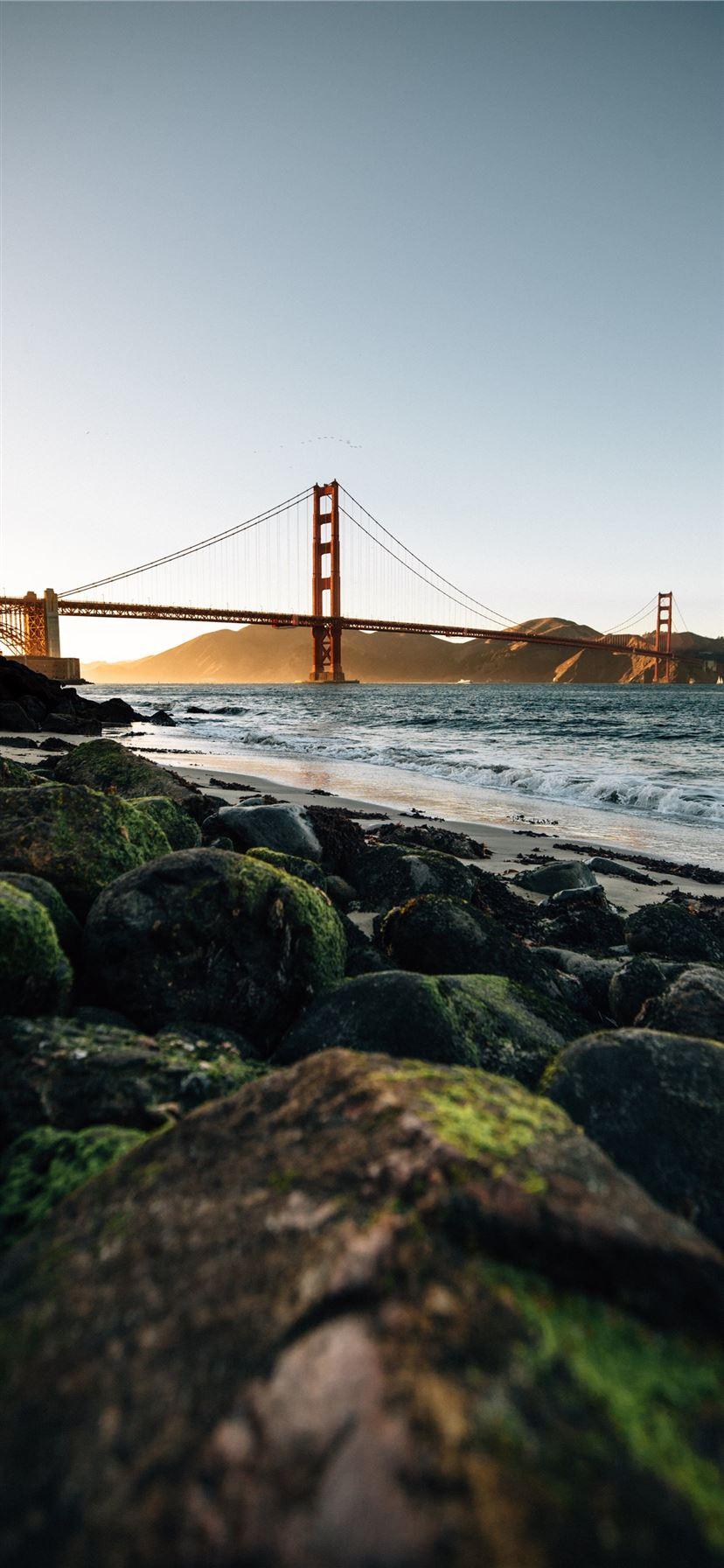 Golden Gate Bridge San Francisco At Daytime Iphone 11