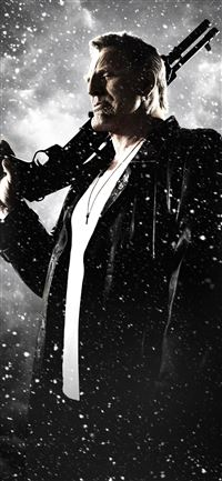 sin city a dame to kill for poster iPhone 11 wallpaper