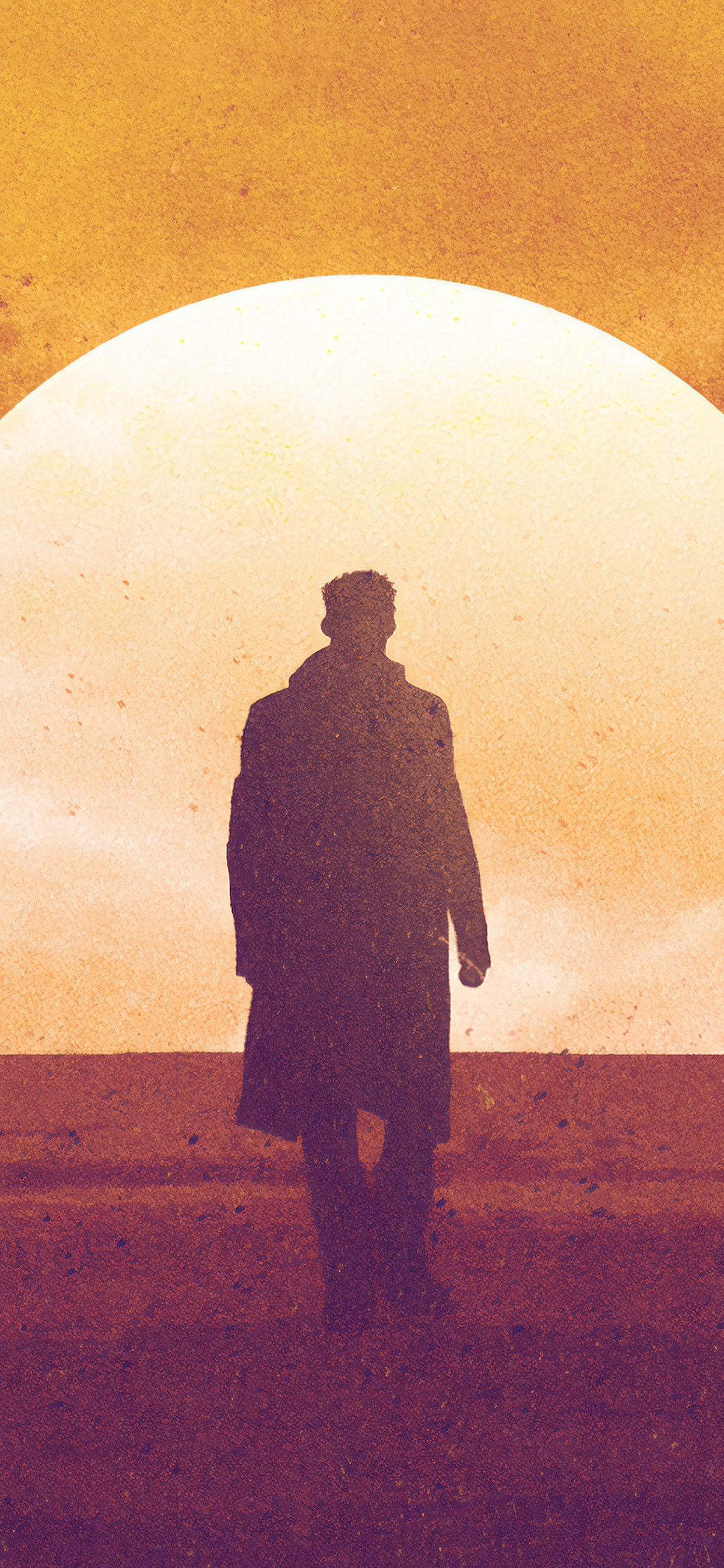 Blade Runner 2049 Art 4k Iphone Wallpapers Free Download