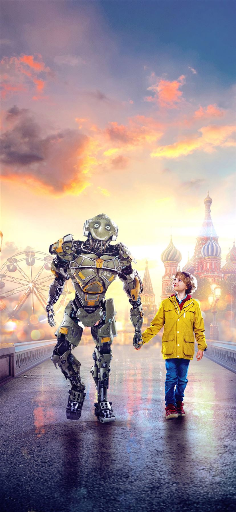Robo 2019 Movie Iphone Wallpapers Free Download