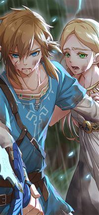 Best The Legend Of Zelda Iphone 11 Wallpapers Hd Ilikewallpaper