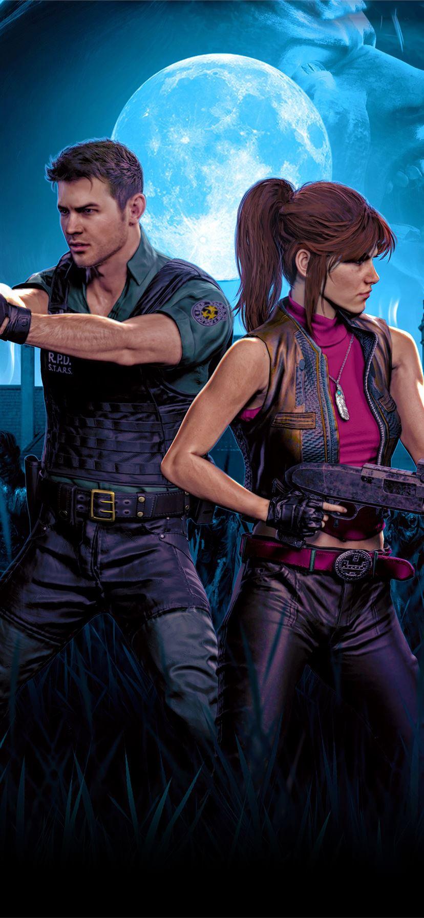 Best Resident Evil 3 Iphone 11 Wallpapers Hd Ilikewallpaper