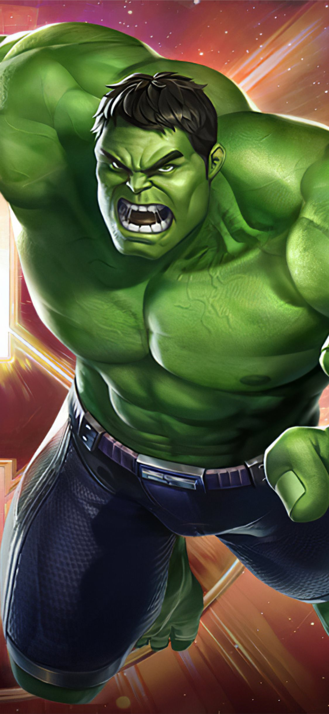 Hulk Marvel Super War Iphone 11 Wallpapers Free Download