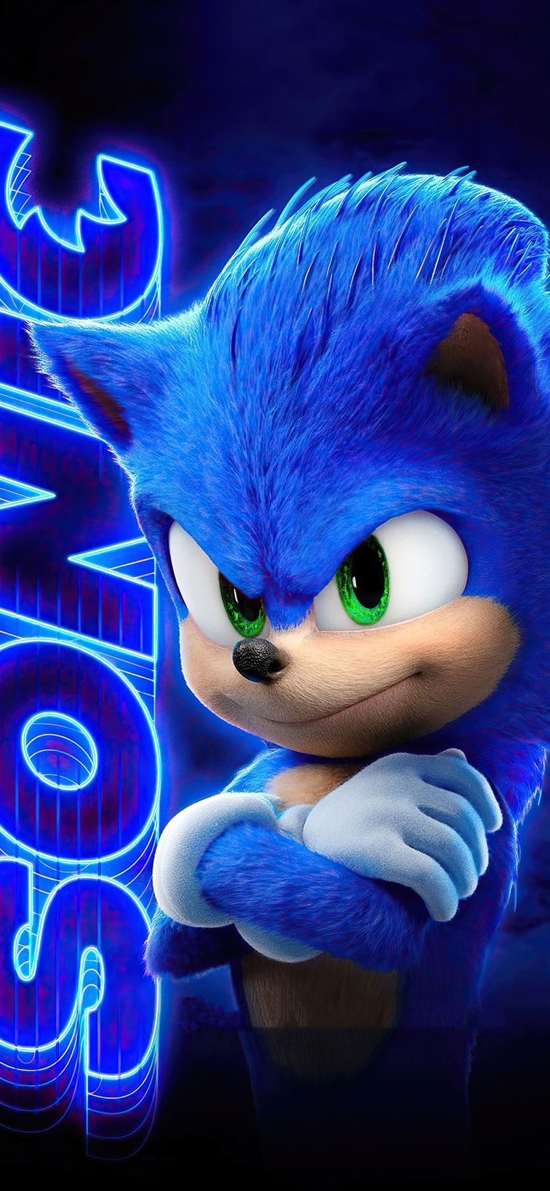Best Sonic The Hedgehog Iphone 11 Wallpapers Hd Ilikewallpaper