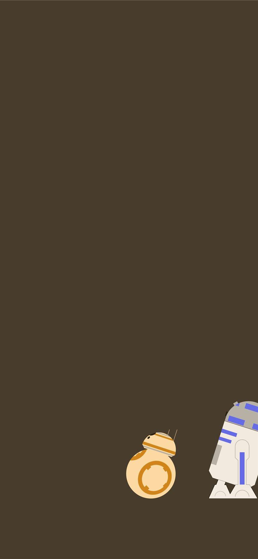 Best Minimalist star wars iPhone 11 Wallpapers HD [2020 ...