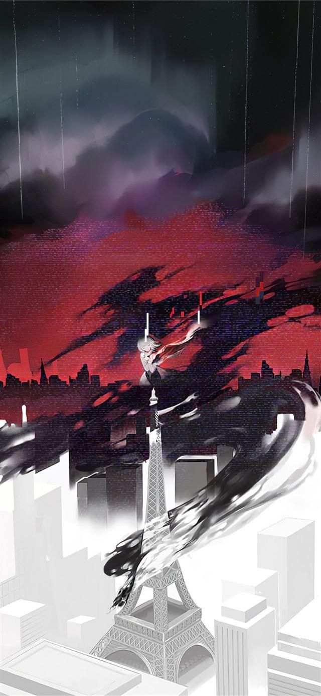 Latest Anime iPhone 21 HD Wallpapers   iLikeWallpaper