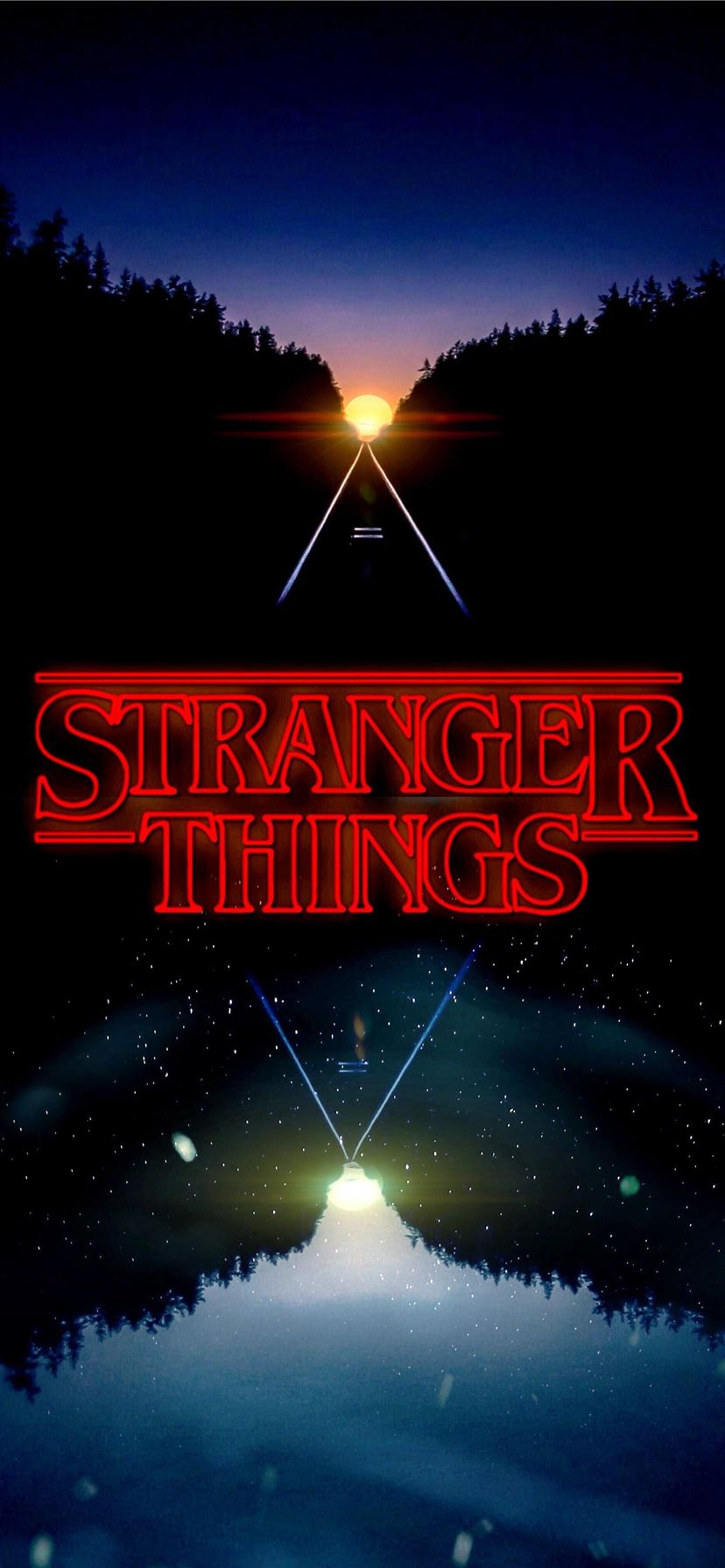 Best Stranger Things Iphone 11 Wallpapers Hd Ilikewallpaper