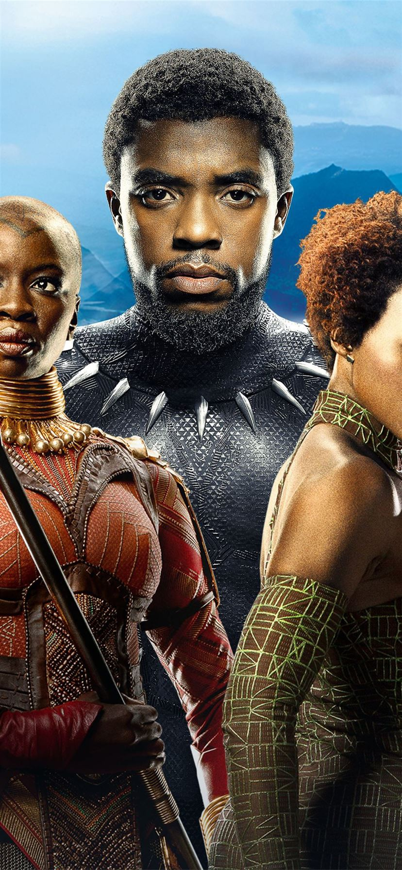 Black Panther Theatre Poster 4k Iphone 11 Wallpapers Free Download
